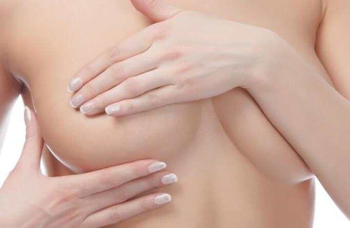 Ujędrnianie piersi po odchudzaniu